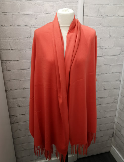 Butterfly - Wrap - Orange