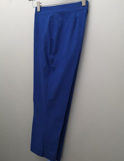 Ficelle - Crop Trouser - Royal Blue