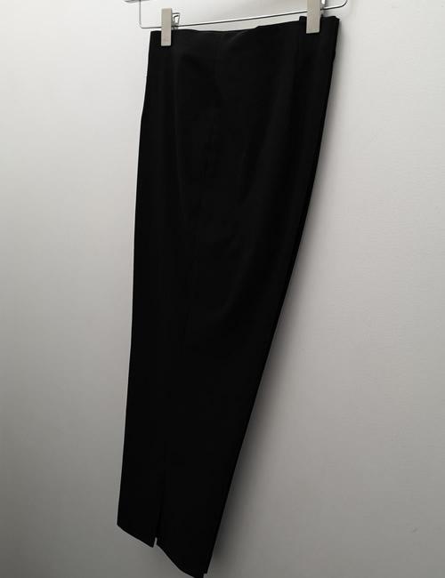 Ficelle - Crop Trouser - Black