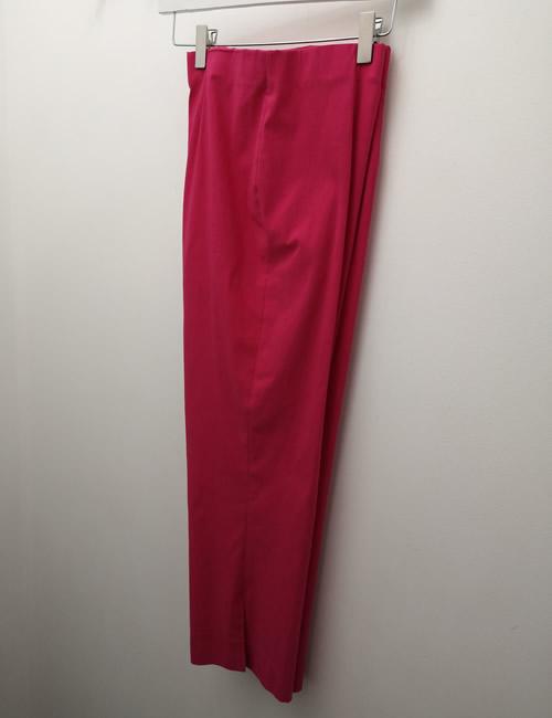 Ficelle - Crop Trouser - Fuchsia