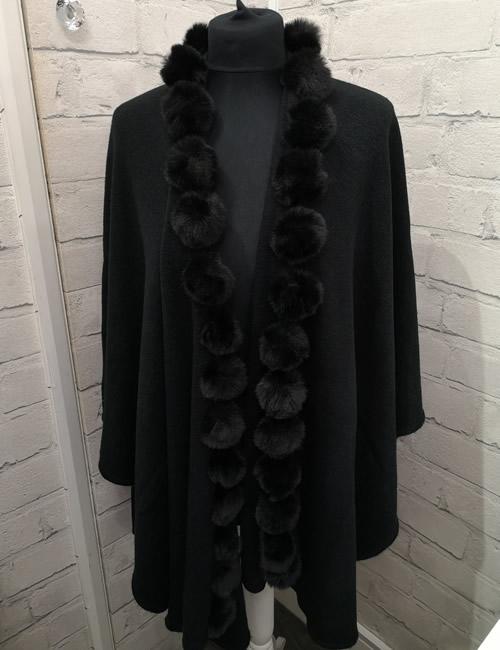 Paramour - Wrap - Black