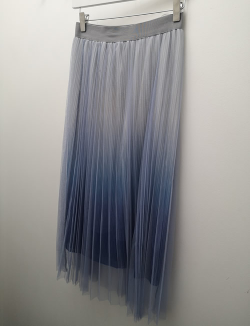 QED London - Pleated Skirt