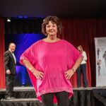 Fashion Show - Pink Sequin Top