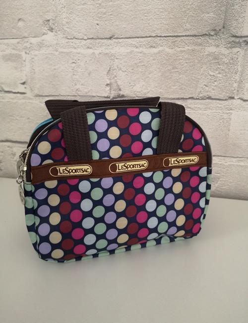 LeSportSac - Multi Pocket Bag - Dotty