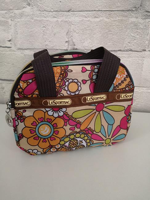 LeSportSac - Multi Pocket Bag - Floral