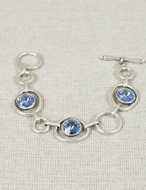 Treaty - Gabriella Blue Bracelet