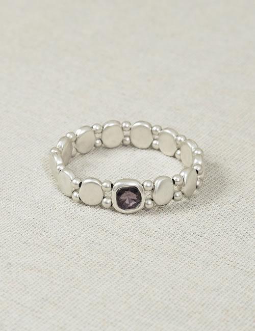 Treaty - Melanie Grey Bracelet