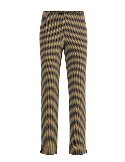 Stehmann Trousers - Ina 740 - Jersey Jacquard