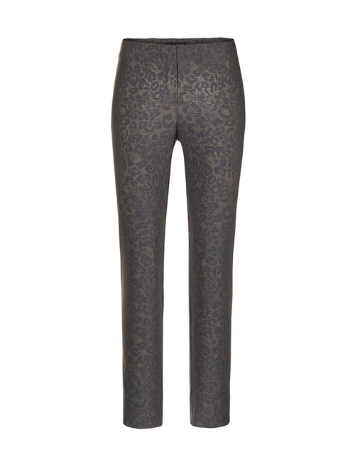 Stehmann Trousers - Ina 742 - Animal Print