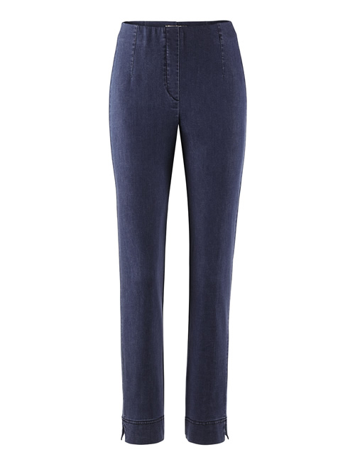Stehmann Trousers - Ina 760 - Denim Blue