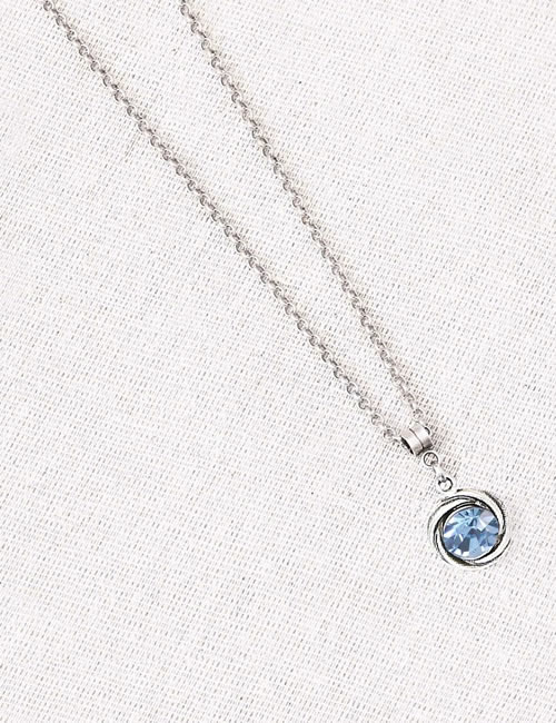 Treaty - Jenna Pendant - Blue