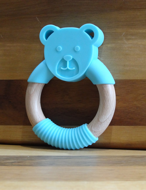Bear - Blue
