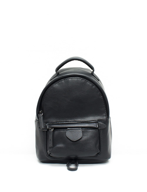 Moda - Mini Backpack - Black