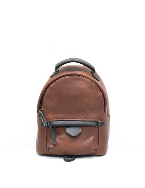 Moda - Mini Backpack - Brown