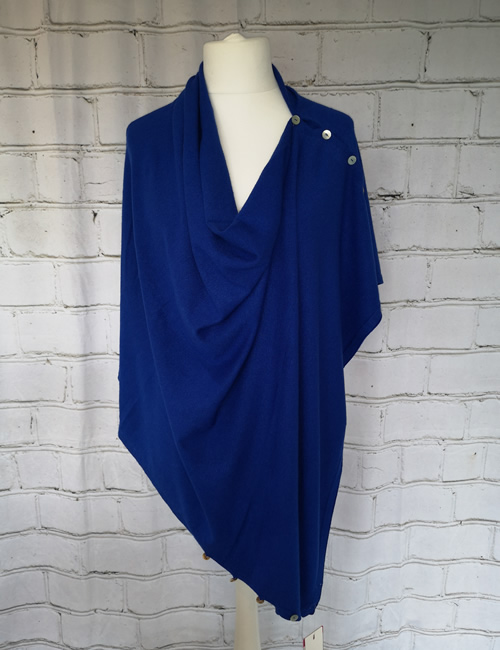 Multi Colour Wrap - Royal Blue