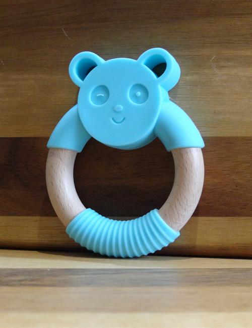 Panda - Blue