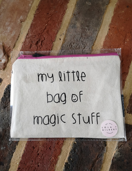 Lola & Gilbert - My Little Bag of Magic Stuff