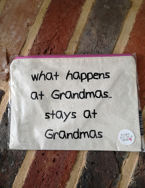Lola & Gilbert - What happens at Grandmas stays at Grandmas