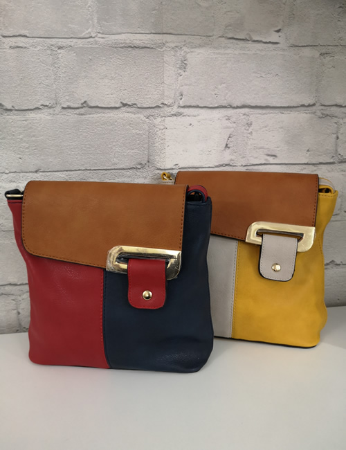 Milan Fashion - 3 Colour Shoulder Bags