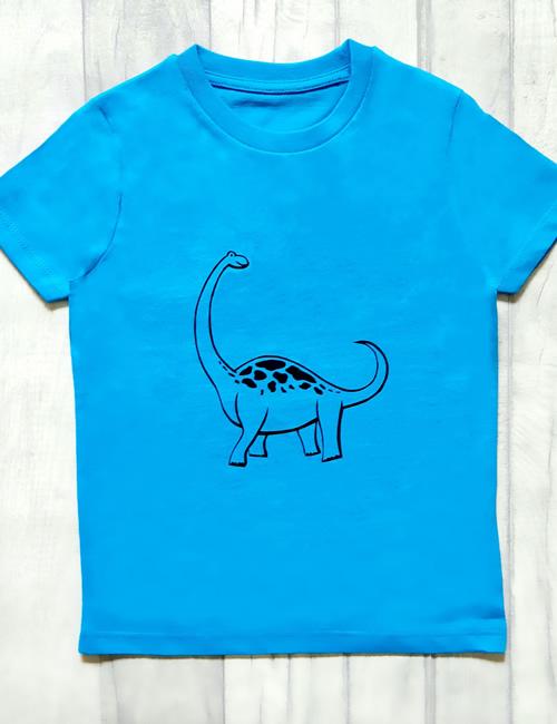 IMO - Blue Dinosaur TShirt