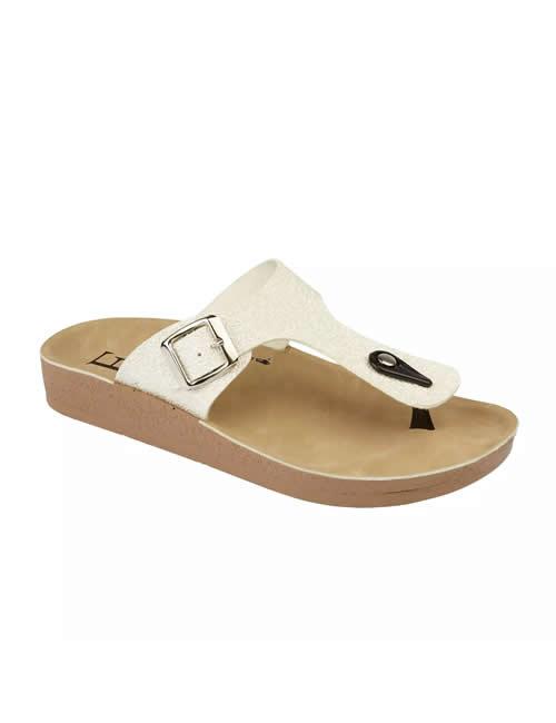 Shoes By Emma - Haiti White