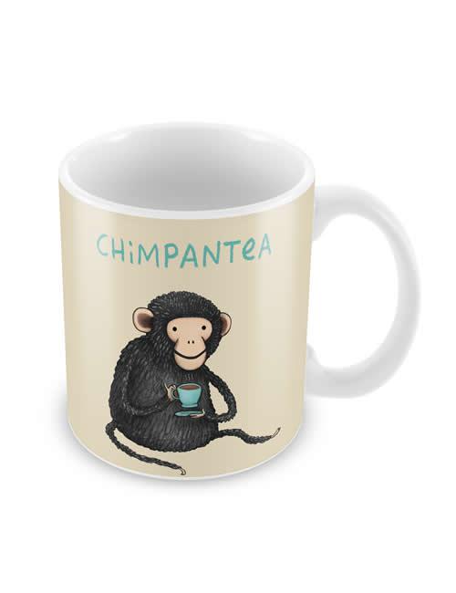 Wraptious - SophieC_Chimpantee_Mug
