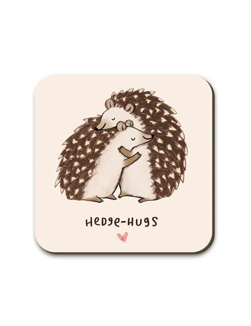 Wraptious - SophieC_Hedgehugs_Coaster