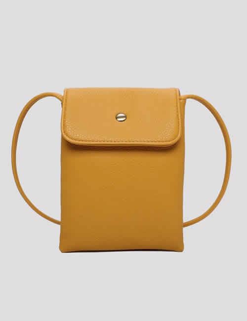 Milan Fashion-Mustard-1243