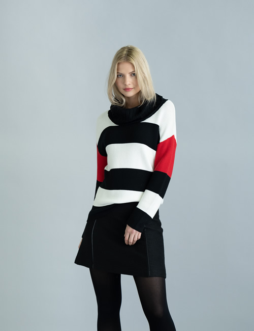 Marble -6372 - Chunky Jumper1
